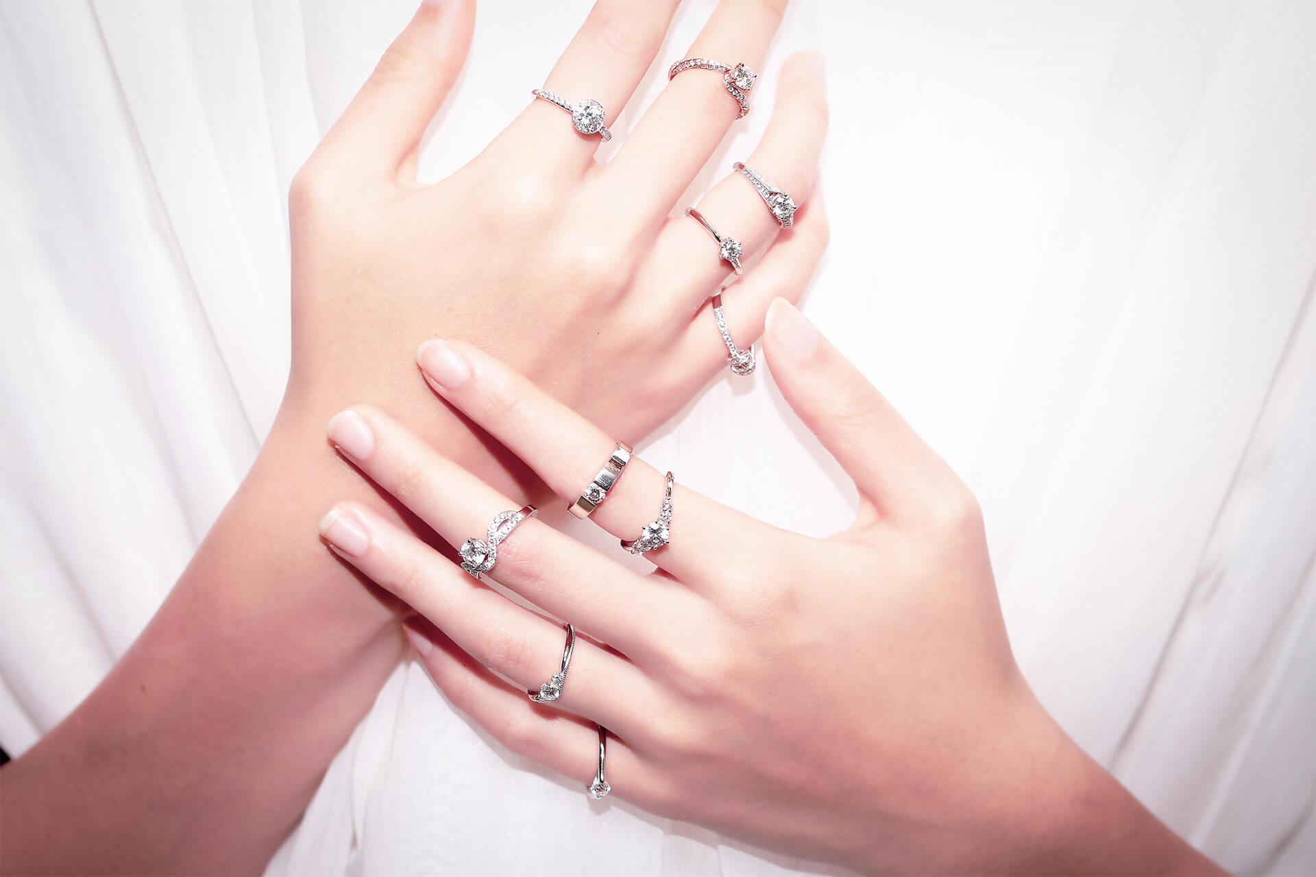 婚戒應該帶哪一隻手-赫利珠寶