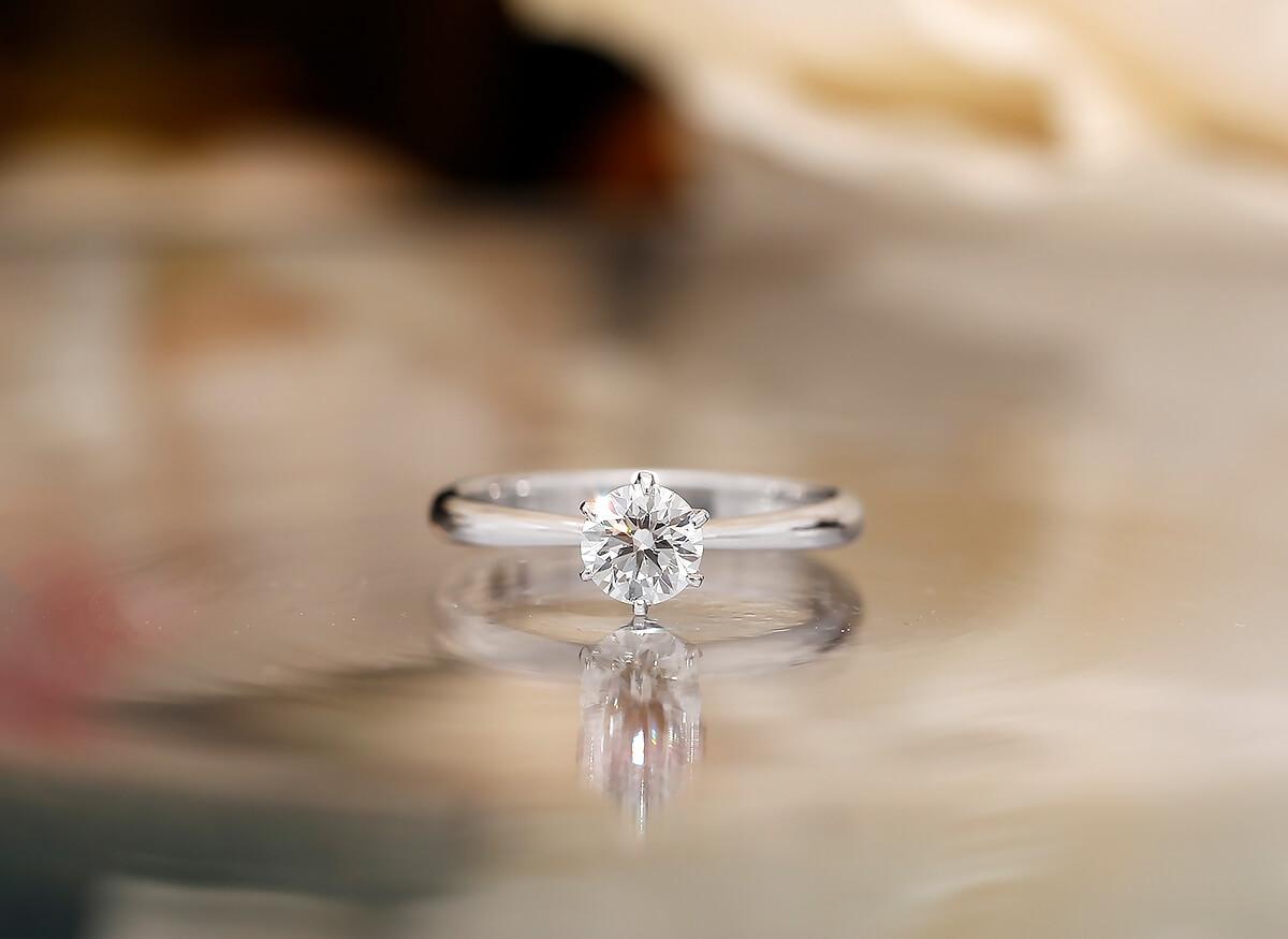 客製化訂婚鑽戒
