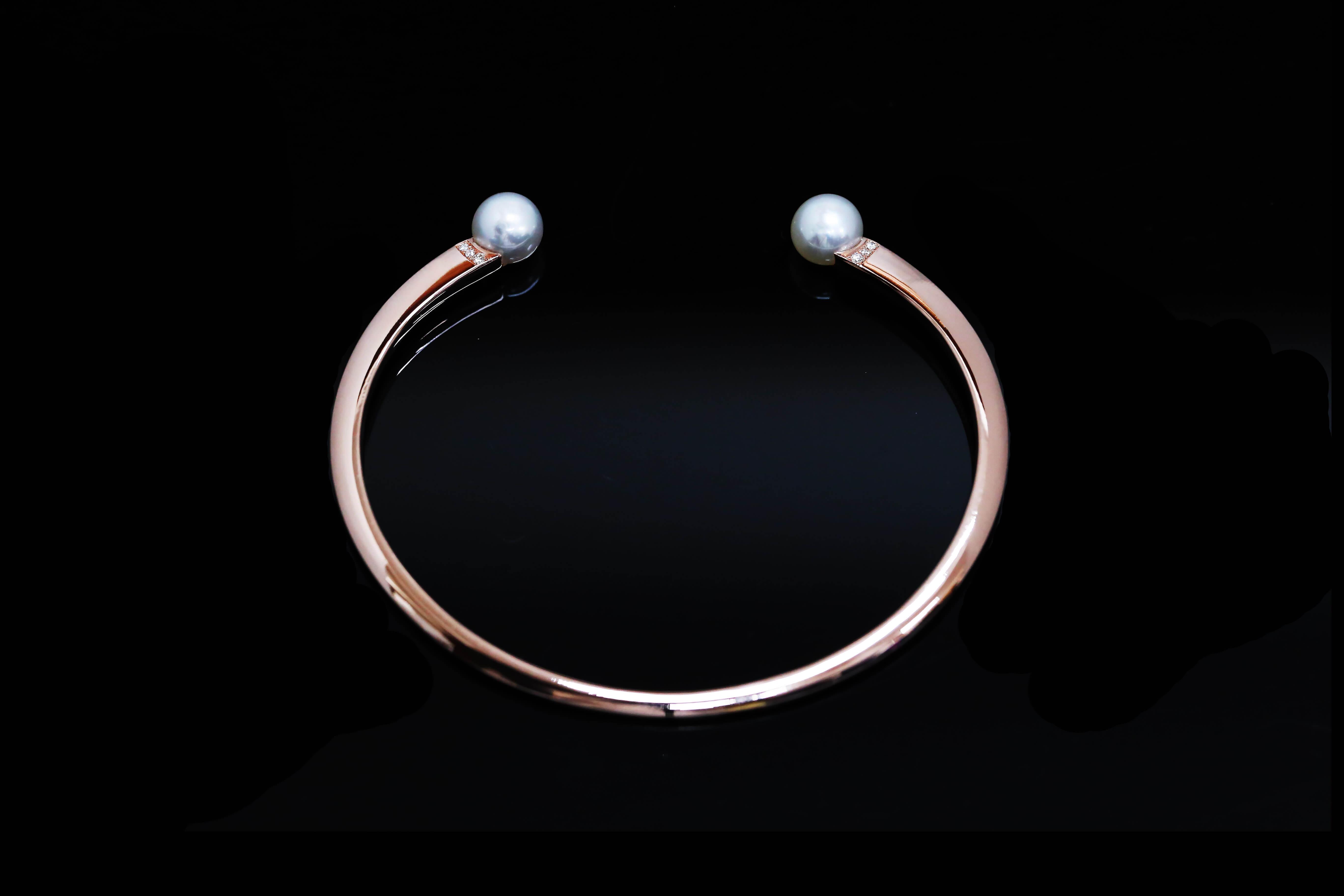 訂製珠寶_珍珠手環