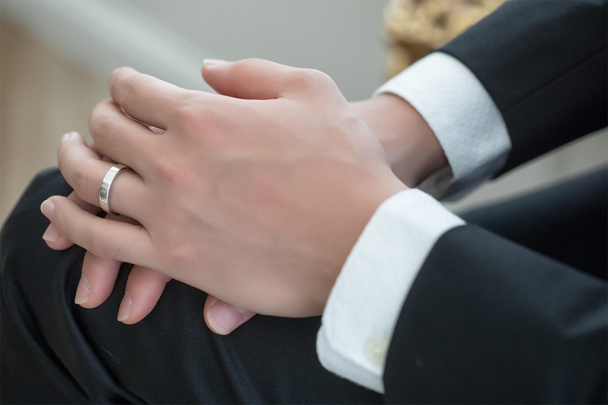 赫利珠寶婚戒