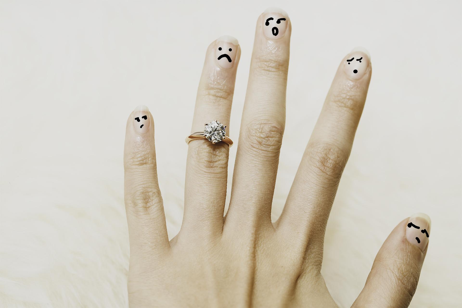 戒指變鬆變緊怎麼辦
