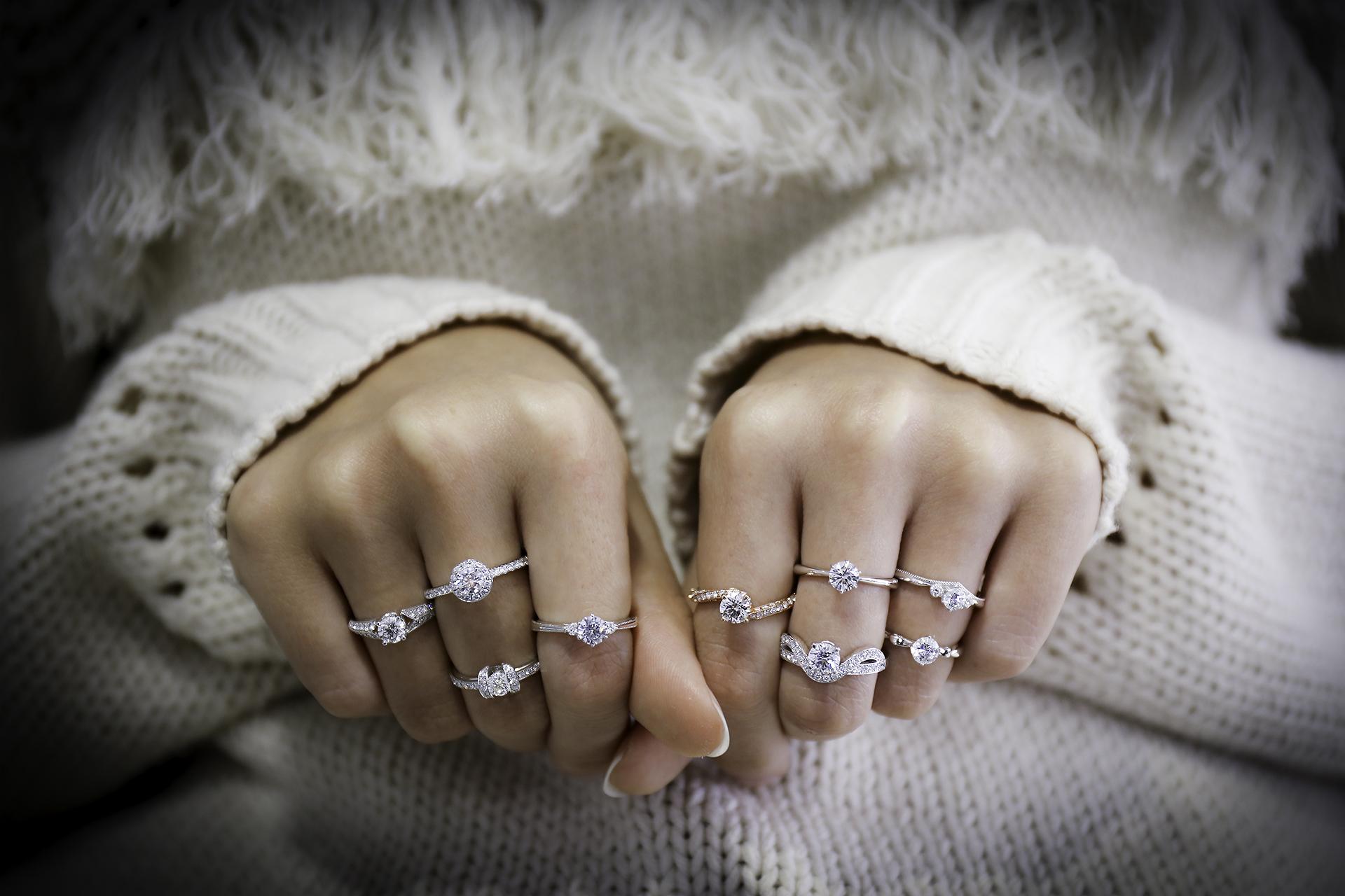 婚戒該帶哪一隻手